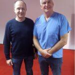 Naujausios žinios – tiesiai iš pasaulinio garso dantų implantavimo metodikų išradėjo jo paties klinikoje