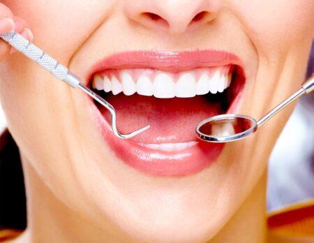 Profilaktinė dantų apžiūra